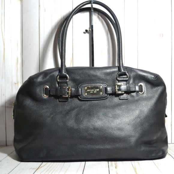 ff69f2f5a43e Michael Kors Hamilton Weekend Travel Luggage Bag. M_5b9ff1c2c2e9fef242fbac13